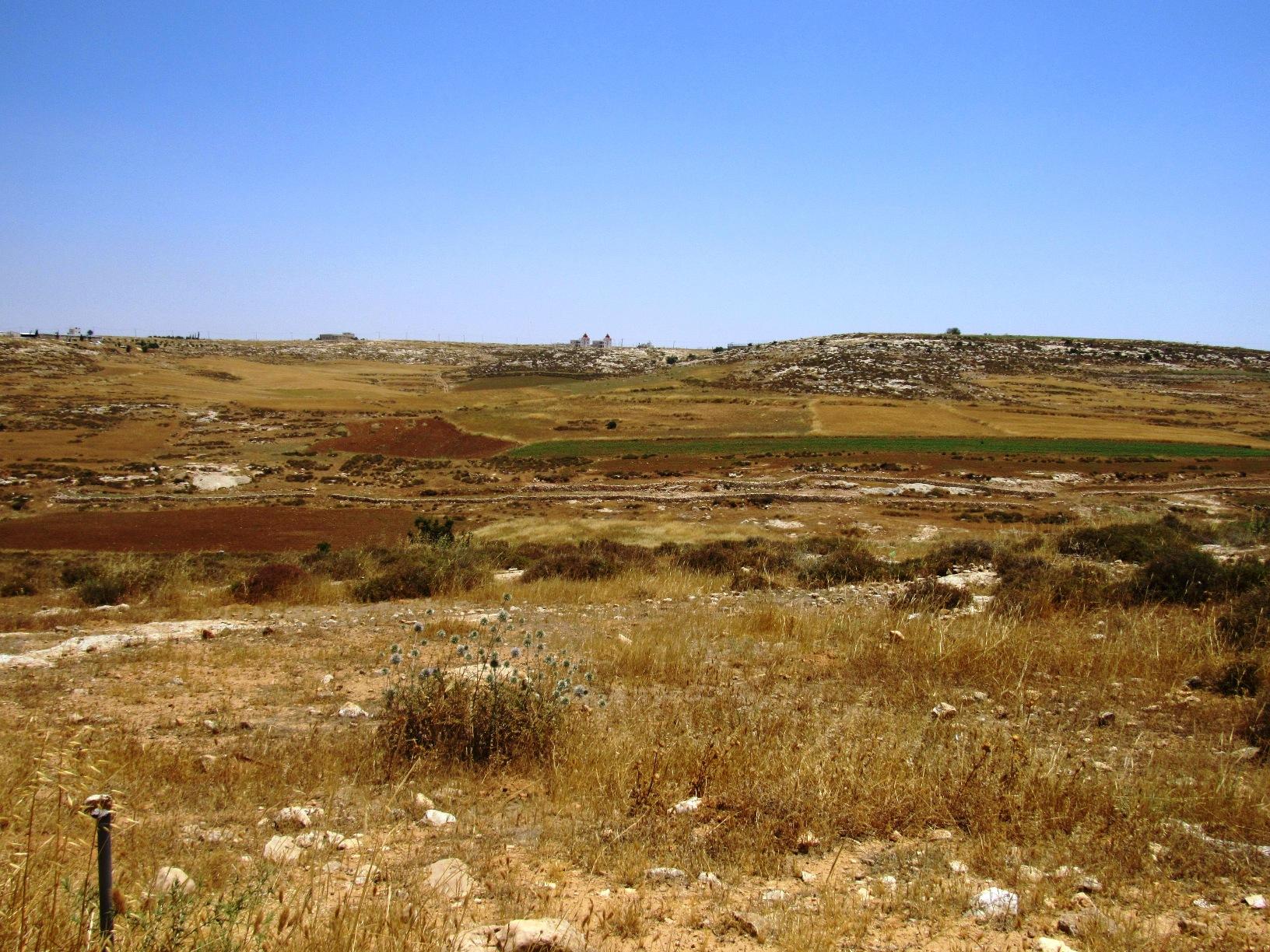 Il bacino di Somara, luogo di intervento del Cric (Foto: Nena News)